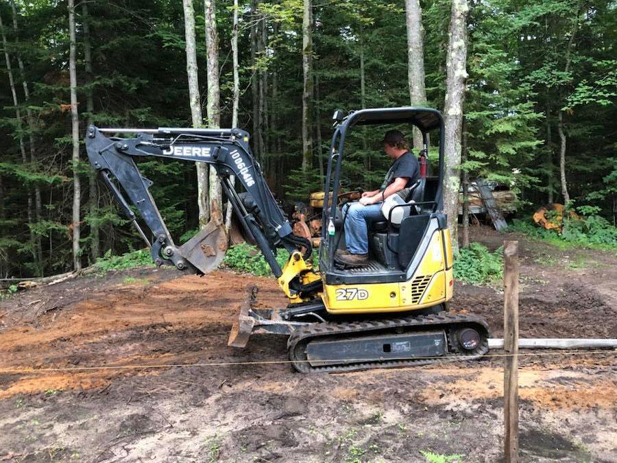 John Deere 27 D Mini Excavator – Superiorland Rental