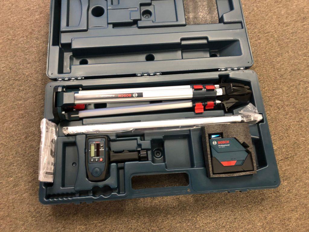 Bosch Laser Level Superiorland Rental