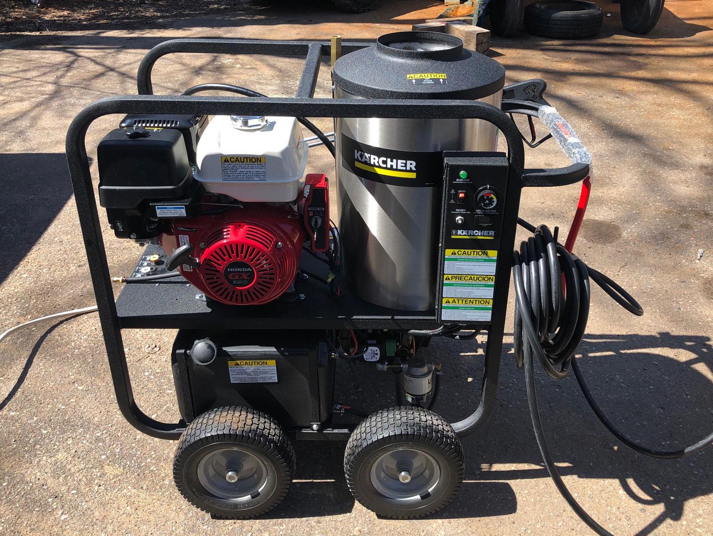 Karcher Gas Pressure Washer Superiorland Rental