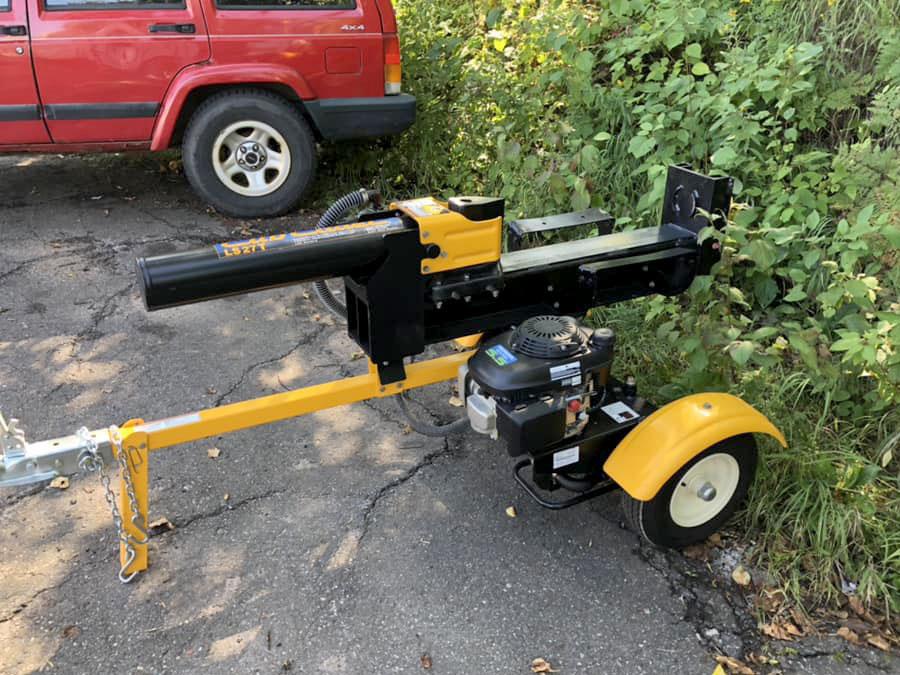 Cub Cadet 27 Ton Log Splitter