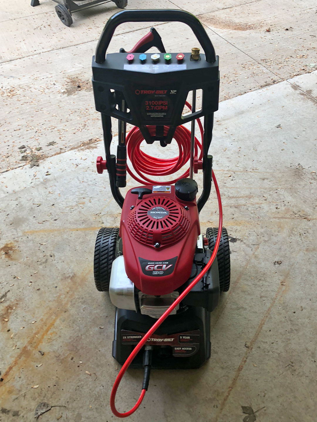 Power Washer – 3100 PSI